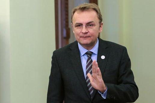 Садовый заявил о критической ситуации с мусором по всей Украине