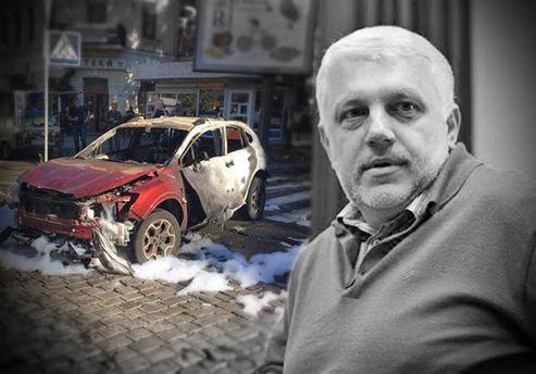 К убийству Павла Шеремета причастна Россия