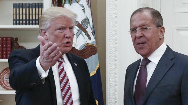 Трамп слил Лаврову секретные данные разведки Израиля