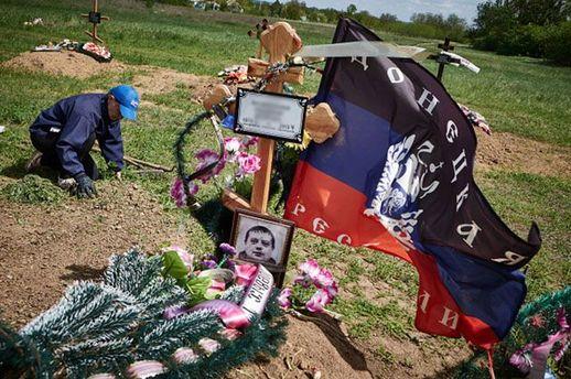Боевики погибают из-за собственной халатности на Донбассе