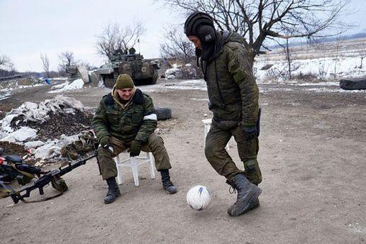 Бойовики кидають свою службу на Донбасі