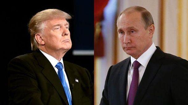 Трамп хоче співпрацювати з Путіним щодо КНДР