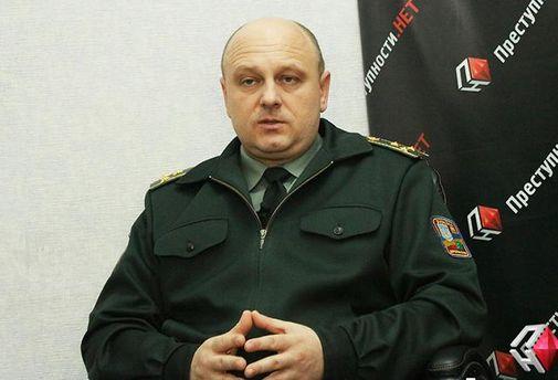 Военный комиссар Николаевщины Александр Иванов из-за скандала уволился