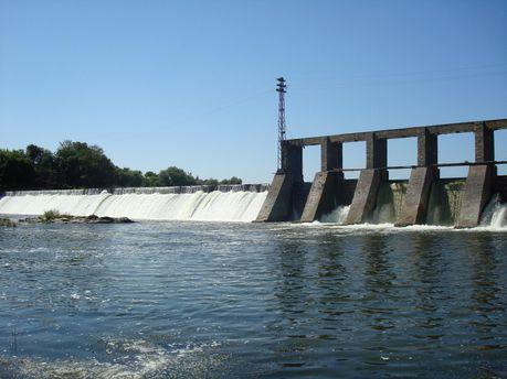 Первомайская ГЭС