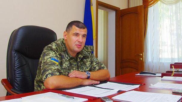 Генерал-лейтенант Сергей Косик