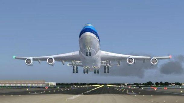Самолет МАУ едва не потерпел аварию в Запорожье