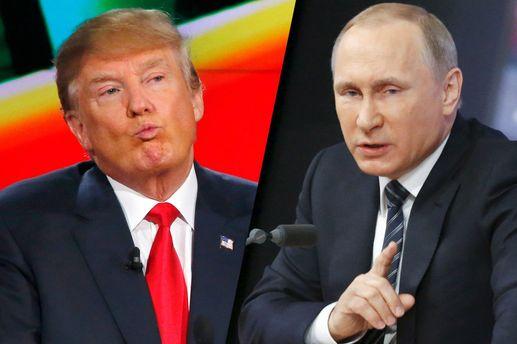 Трампу не треба, щоб за нього ручався Путін