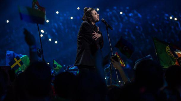 Виступ Сальвадора Собрала на Євробаченні-2017