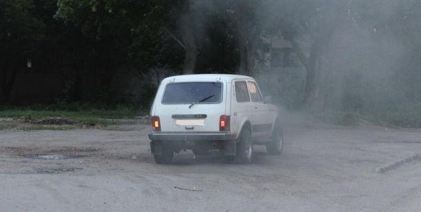 Взрыв в Кропивницком