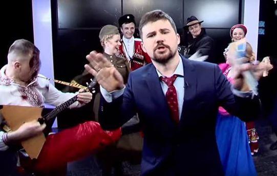 Вася Обломов высмеял российскую пропаганду