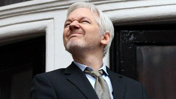 Ассанж вже понад 5 років перебуває у посольстві Еквадору в Лондоні