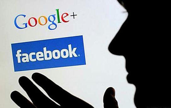 Facebook і Google+ збільшили денне охоплення після новини про заборону російських сайтів в Україні