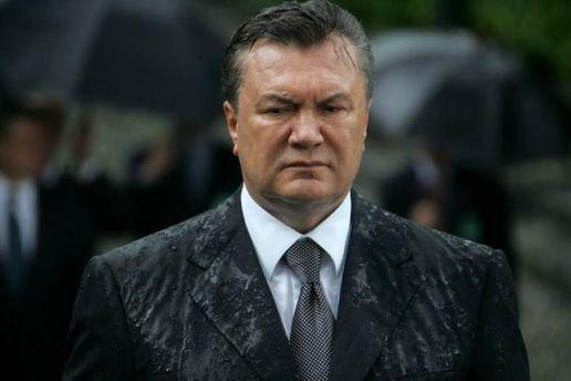 В Україні триває судовий процес над екс-президентом