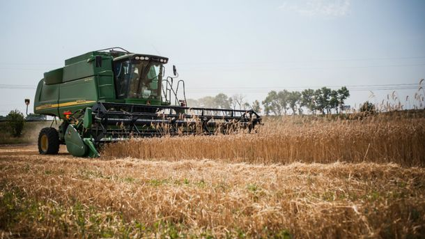 Україна продовжує купувати у Росії азотні добрива