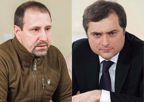 Ходаковський розповів про роль Суркова в керуванні