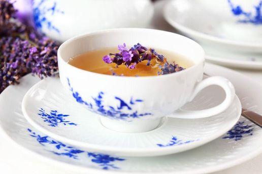Лавандовий чай