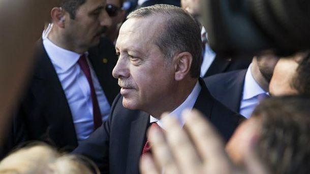 У США Ердоган зустрічався із Дональдом Трампом