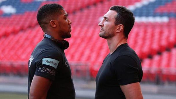 Джошуа советует Владимиру Кличко уходить из бокса