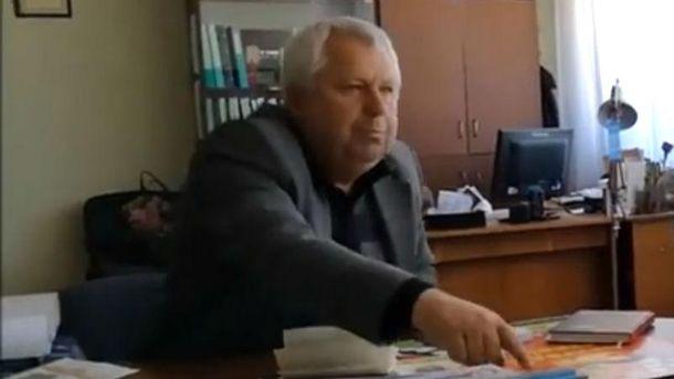 Учителя заподозрили в сепаратизме