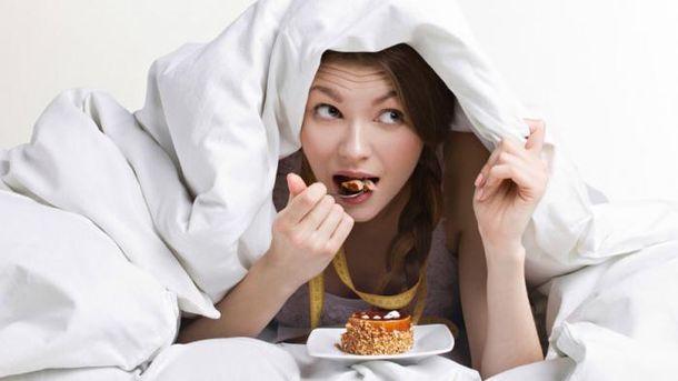 Сон і їжа
