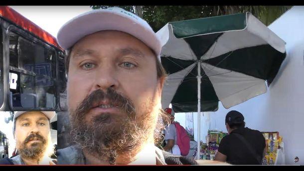 УМексиці натовп мало не лінчував скандального росіянина: опубліковано фото і відео