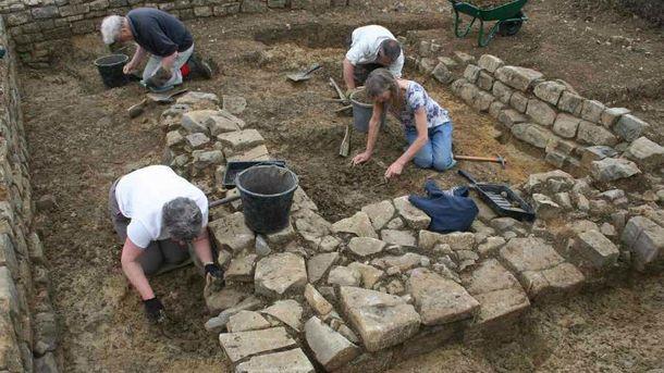 В Великобритании археологи нашли лагерь викингов тысячелетней давности