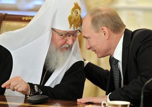 Московская церковь представляет угрозу национальной безопасности