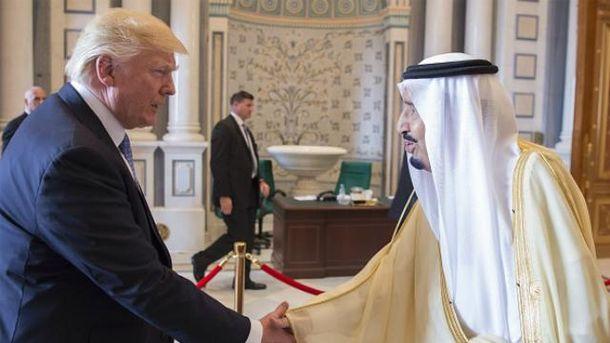 После Саудовской Аравии Трамп посетит Израиль и Палестину