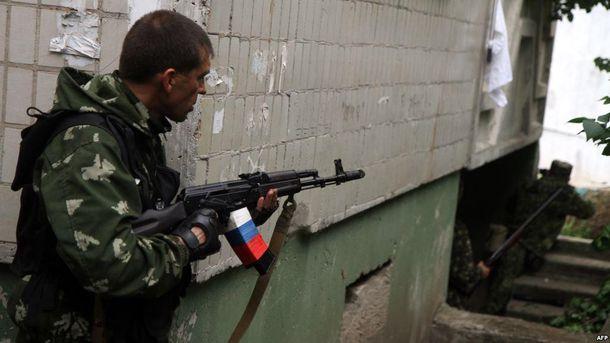 Бойовики розкрадають російську зброю