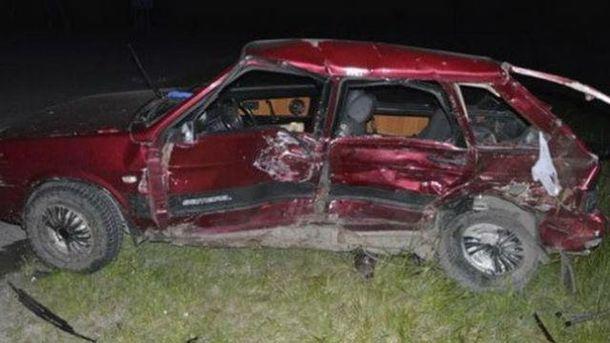 В аварії загинуло 3 людей