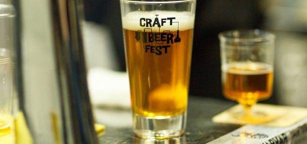 У Києві відбудеться Craft Beer Fest