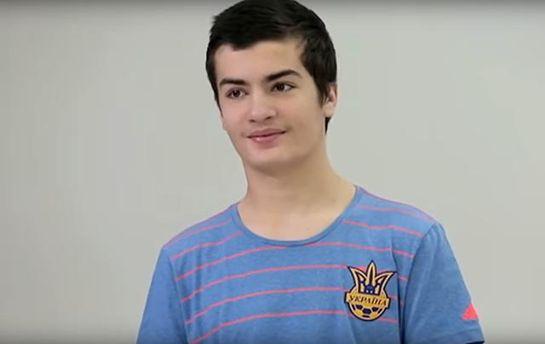 Михайло Порошенко у футболці