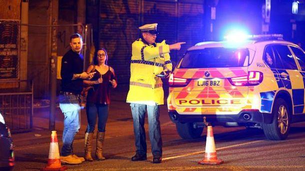 Стало відоме ім'я винуватця теракту в Манчестері