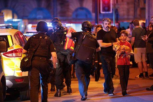Теракт в Манчестере 2017: ликвидация последствий