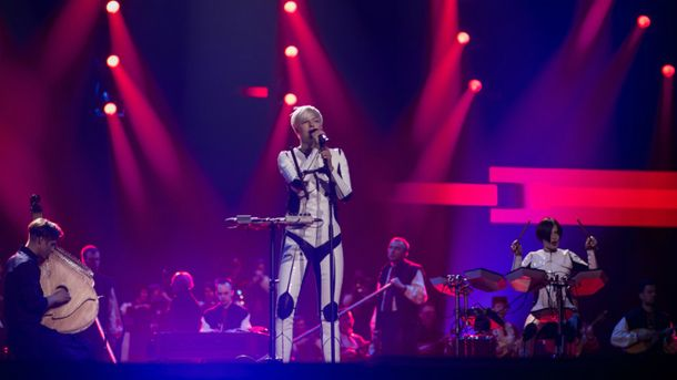 ONUKA в финале Евровидения-2017