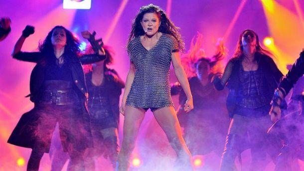 Виступ Руслана на сцені Євробачення-2017
