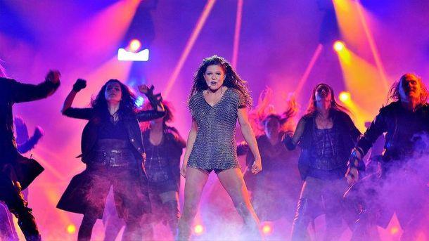 Выступление Русланы на сцене Евровидения-2017