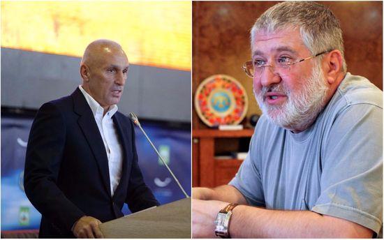 Олександр Ярославський та Ігор Коломойський