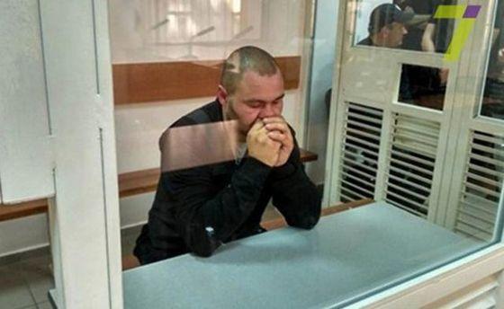 Таксист, подозреваемый в убийстве студентки в Одессе, признался в еще одном убийстве