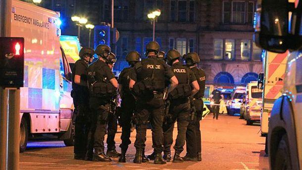 Теперь в Британии улицы будет патрулировать не только полиция, но и армия