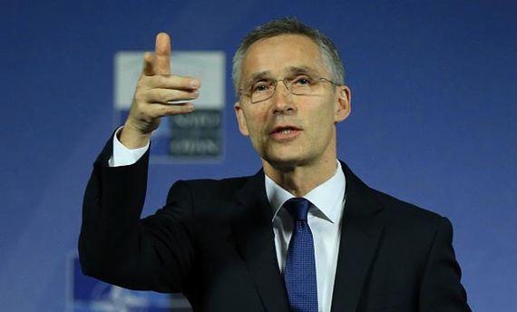 Столтенберг заявил об усилении присутствия НАТО в странах Балтии и Польше