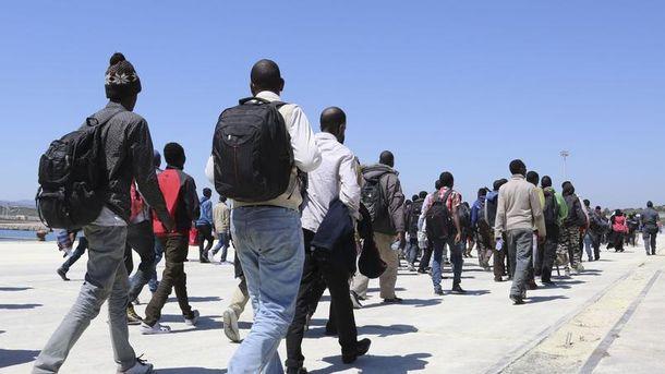 Количество беженцев в Европу выросло на 12%