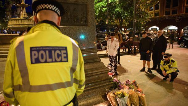 Теракт в Манчестере: появилась информация про смертника