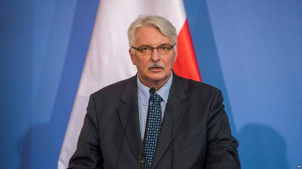 Витольд Ващиковский призывает НАТО к диалогу с Россией