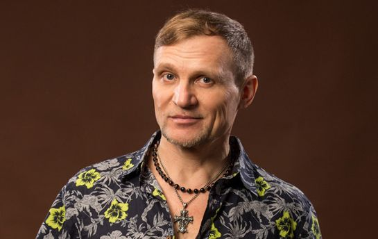 Олег Скрипка празднует свой день рождения
