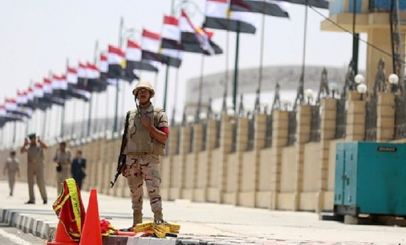 Посольство предупредило украинцев вЕгипте овозможности теракта 24мая