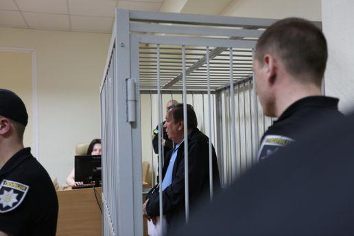 Суд над задержанными экс-чиновниками