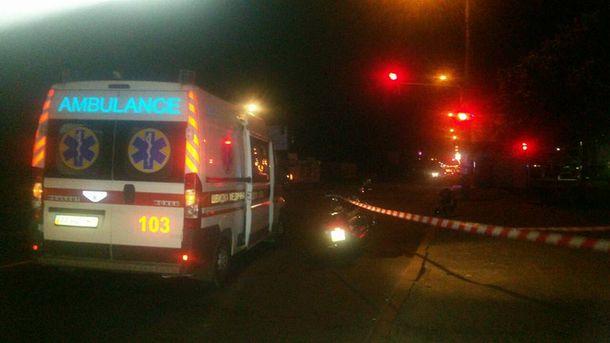 Водитель мотоцикла от полученных травм погиб на месте
