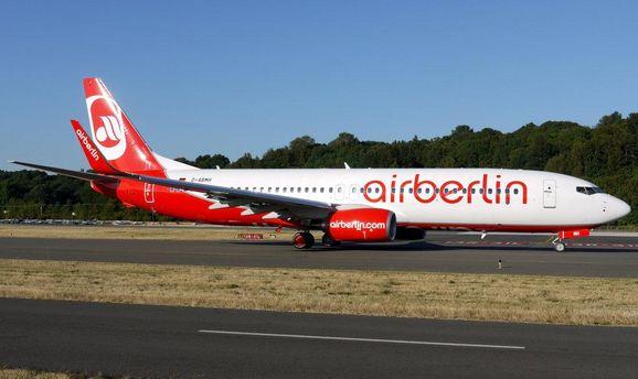 В Германии пассажиры авиакомпании
