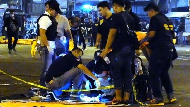 Теракт у Джакарті